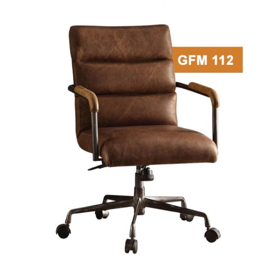 Brown Manager Chair