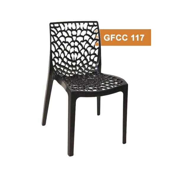 Balck Cafeteria Chair