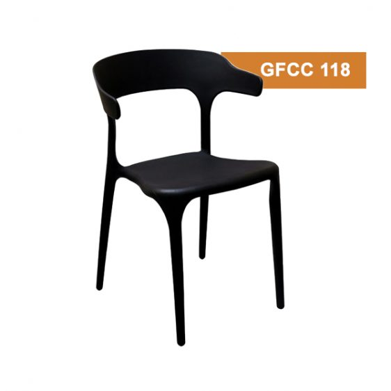 Curved Cafe Chair