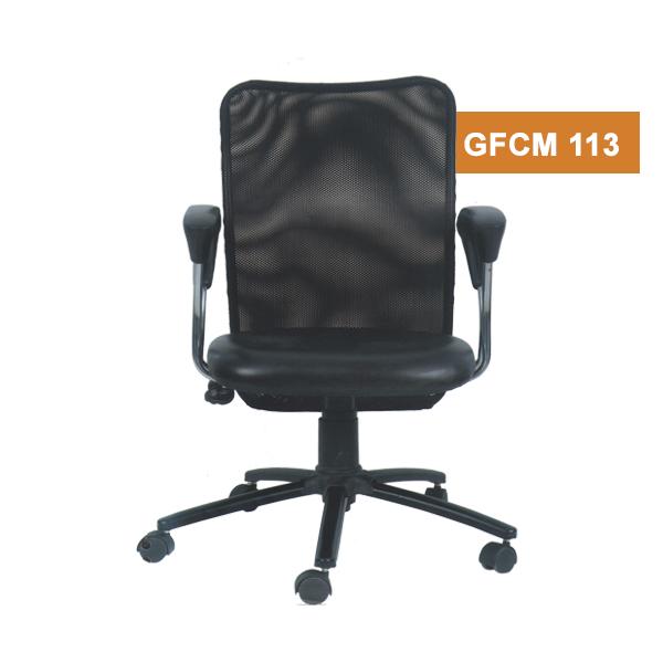Plain Mesh Chair