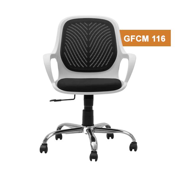 White Computer Chair