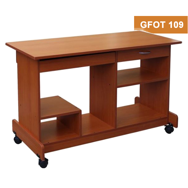 Office Table with Wheels