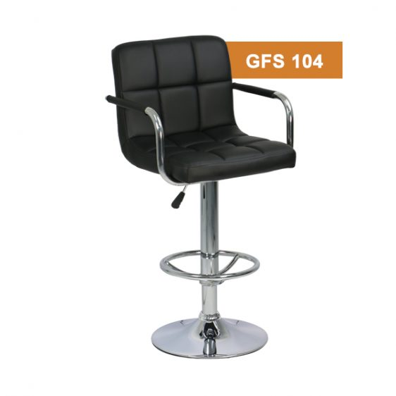 Leather Bar Stool in Ahmedabad