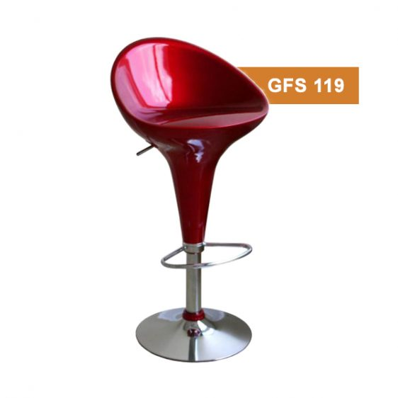 Red Bar Stool In Ahmedabad