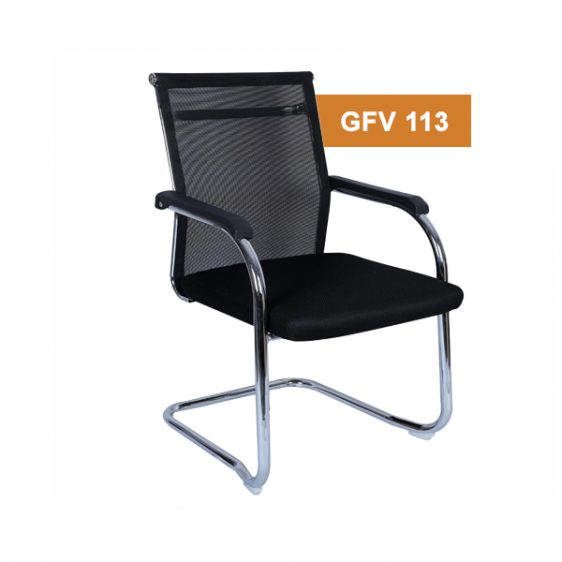 Mesh Fabric Visitor Chair