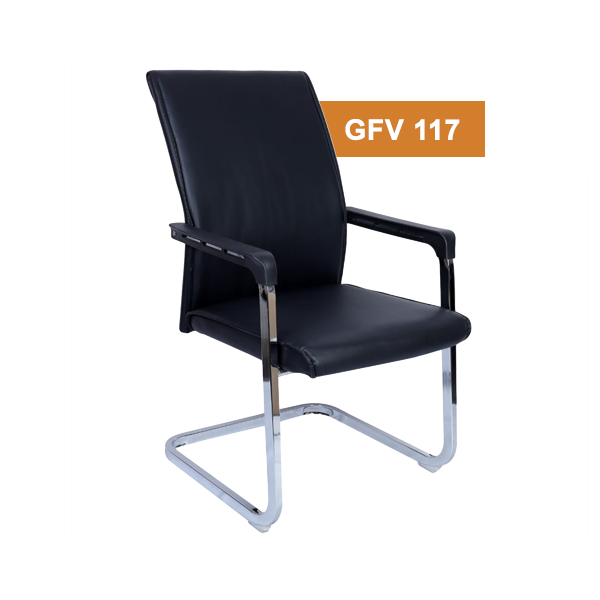 Leather Fix Visitor Chair